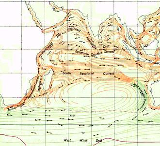 Somali Current - Image: Indian Ocean Gyre