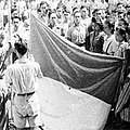 Indonesia flag raising witnesses 17 August 1945 dyk.jpg