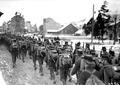 Infanterie auf dem Marsch - CH-BAR - 3238287.tif