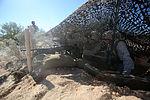 Infantrymen practice defensive tactics during Weapons, Tactics Instructor course 131015-M-OM885-210.jpg