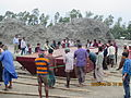 Installation of Experimental floating landing station at Meghai-Jamuna Adarsha ghat, Sirajganj 32.JPG