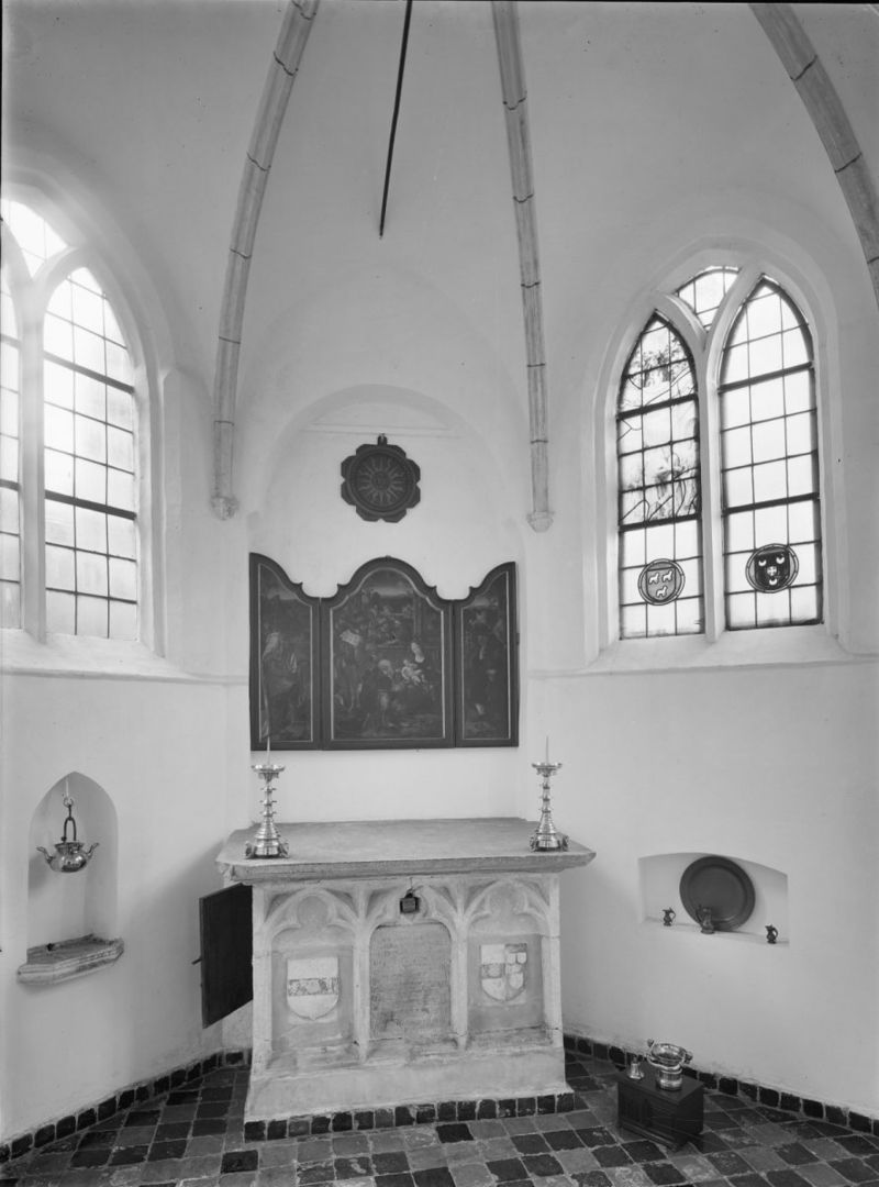 Sint annahofje in leiden monument for Interieur leiden