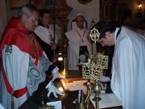 Knights of Saint John of God - Image: Investiduras Caballeros San Juan de Dios 26 3 2011 008 300