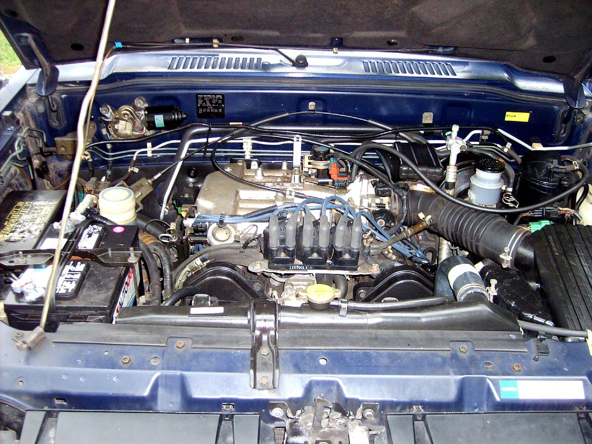 1995 Isuzu Engine Vacuum Diagram Wiring Library Suv Club O View Topic Tube For My 99 Trooper V Wikipedia