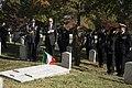 Italian Ambassador to the United States visits Arlington National Cemetery (30660037252).jpg