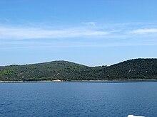 Узбережжя острова