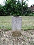 J. MacMurdie Royal Air Force war grave Southgate Cemetery.jpg