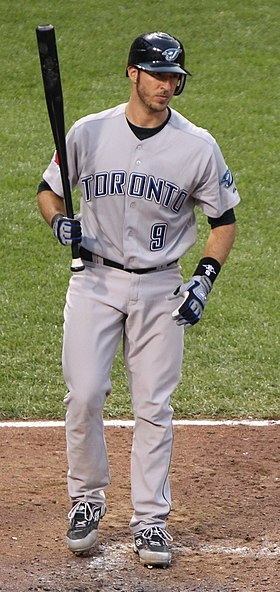 J. P. Arencibia on June 4, 2011.jpg
