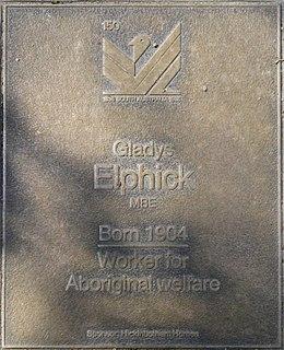 Gladys Elphick