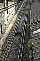 J35 056 Tunnelrampe Rivadavia, Einzungenschutzweichen.jpg
