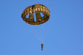 JGSDF parachute(696MI)