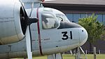 JMSDF S2F-1(4131) nose right side view at Kanoya Naval Air Base Museum April 29, 2017.jpg