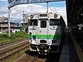 JRH Kiha40 1705 at Higashi-Muroran Station.jpg