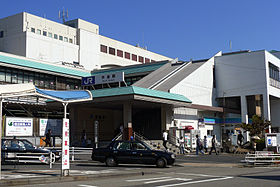 Image illustrative de l'article Gare d'Ashiya (JR West)