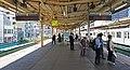 JR Chuo-Main-Line・Tokyo Metro Tozai-Line Nakano Station Platform 1・2.jpg