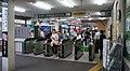 JR Yokosuka-Line Kamakura Station Enoden Transfer Gates.jpg
