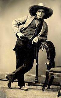 Jack Langrishe American actor (1839-1895)
