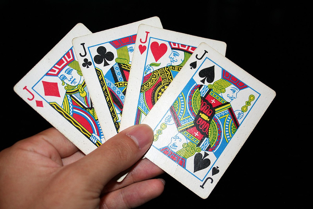 Playing Card Jacks