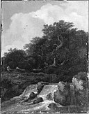 Jacob van Ruisdael - Wasserfall - 889 - Bavarian State Painting Collections.jpg