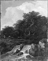 Jacob van Ruisdael - Wasserfall - 889 - Bavarian State Painting Collections.jpg