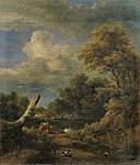 Jacob van Ruisdael - Wild Duck Shooting WLC WLC P148.jpg