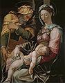 Jacopino del Conte Sagrada Familia Museo del Prado. Madrid.jpg