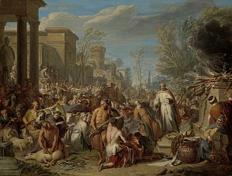 Jacques Ignatius de Roore - The Idolatry of Jeroboam