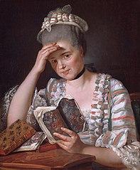 Portrait of Madame François Buron