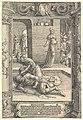 Jael Killing Sisera, ornamental frame MET DP819144.jpg