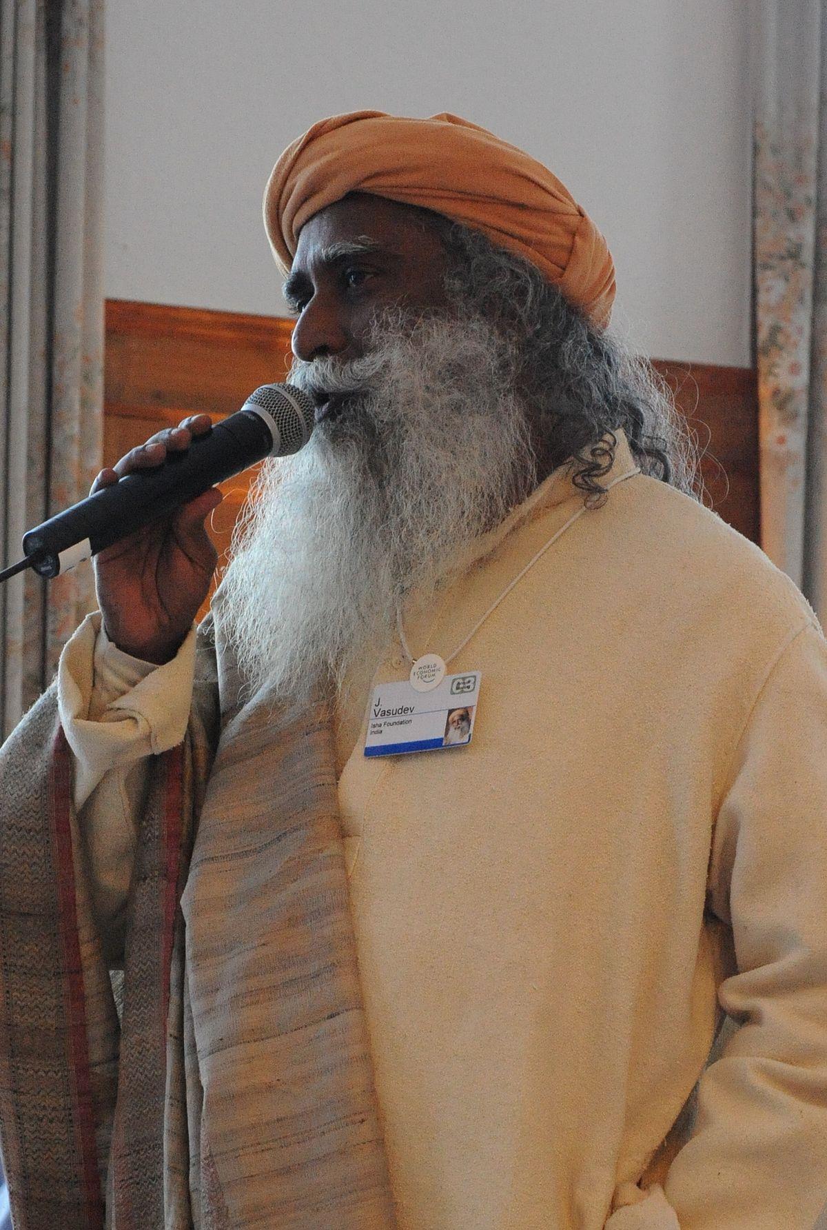 Jaggi Vasudev Wikipedia