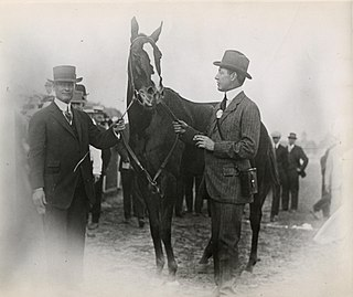 James G. Rowe Sr. American horse trainer and jockey
