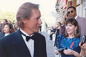 James Woods - Woods at the Emmy Awards 1993