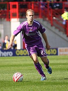 Jamie Hamill Scottish footballer