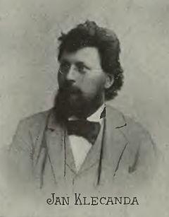 10baed24b ... Jan Klecanda kolem r. 1899