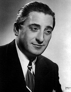 Jan Peerce American opera singer