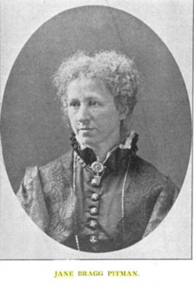Jane Bragg Pitman