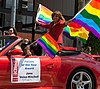 Jane Velez-Mitchell - Red Porsche - Pride Parade 2010 (cropped).jpg