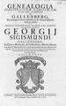 Janez Ludvik Schönleben - Genealogia illustrissimae familiae sac. Rom. imp. comitum de Gallenberg.pdf