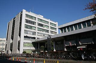 Ōmiya-ku, Saitama Ward in Kantō, Japan