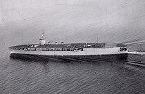 Japanese aircraft carrier Hōshō Tokyo Bay.jpg
