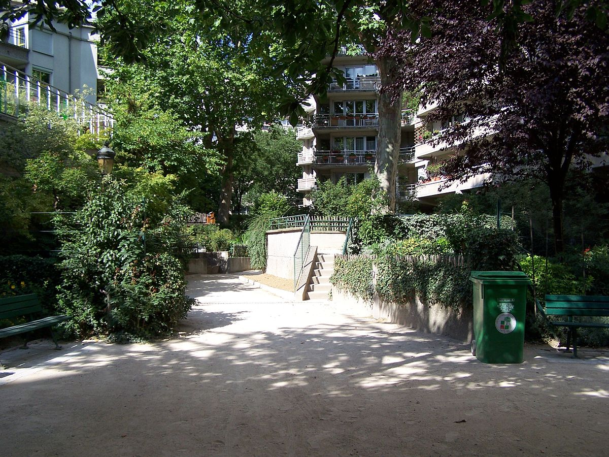 Jardin michelet wikip dia for Jardin wikipedia