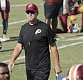 Jay Gruden, Washington Redskins Training Camp, RIchmond VA 2017-07-31.jpg