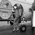 Jayne Mansfield vertrekt per helicopter naar Rotterdam, Bestanddeelnr 909-0256.jpg