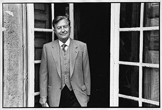 Jean-Bernard Raimond French diplomat