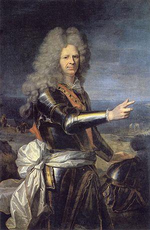 Jean-Baptiste du Casse - Jean-Baptiste du Casse by Hyacinthe Rigaud (c. 1700)