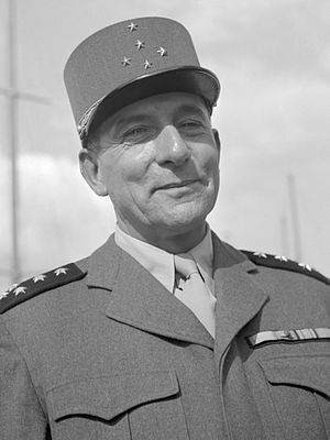 Jean de Lattre de Tassigny - Général de Lattre in 1946