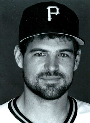 Jeff King (baseball) - Jeff King as  Pittsburgh Pirate