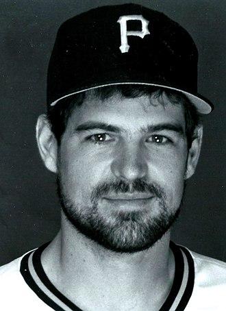 Jeff King (baseball) - Jeff King as  Pittsburgh Pirate