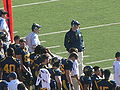 Jeff Tedford at 2008 Big Game 2.JPG
