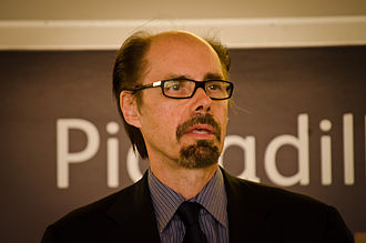 Jeffery Deaver - Deaver at the Waterstones bookstore in England